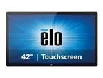 "Ecran affichage dynamique ELO TOUCH Elo Interactive Digital Signage Display 4202L Projected Capacitive 42"" écran LED - Full HD"