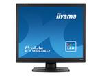 "Moniteur IIYAMA iiyama ProLite E1980SD-B1 - écran LED - 19"""