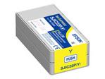 Cartouche d'encre EPSON Epson SJIC22P(Y) - jaune - originale - cartouche d'encre
