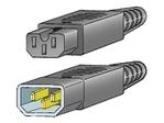 Connectors/Cabinet Power Cord 250 VAC