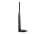 Antenne WiFi DLINK D-Link Wireless N DWA-127 - adaptateur réseau - USB 2.0