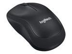 Logitech B220 Silent - souris - 2.4 GHz