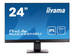 "Moniteur IIYAMA iiyama ProLite XU2492HSU-B1 - écran LED - Full HD (1080p) - 23.8"""