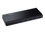 Antenne WiFi TP LINK TP-Link UH700 - concentrateur (hub) - 7 ports