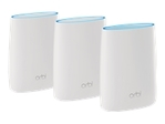 Routeur Entreprise NETGEAR NETGEAR Orbi WiFi System RBK53 - système Wi-Fi - 802.11a/b/g/n/ac - de bureau