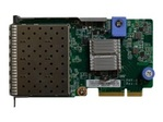 Serveur Tour LENOVO Lenovo ThinkSystem - adaptateur réseau - LAN-on-motherboard (LOM) - 10 Gigabit SFP+ x 4
