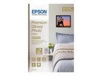 Papier standard EPSON Epson Premium Glossy Photo Paper - papier photo - 15 feuille(s) - A4