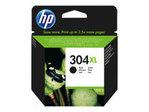 Cartouche d'encre HP HP 304XL - à rendement élevé - noir - originale - cartouche d'encre