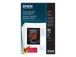 Papier standard EPSON Epson Photo Quality Ink Jet Paper - papier - 100 feuille(s) - A4 - 102 g/m²