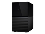 Disque externe WESTERN DIGITAL WD My Book Duo WDBFBE0080JBK - baie de disques