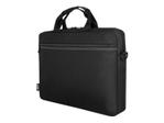 "Sacoche, malette & housse URBAN FACTORY Urban Factory TopLight Toploading Laptop Bag 13.3""/14.1"" Black sacoche pour ordinateur portable"