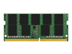 Mémoire vive petit format KINGSTON Kingston - DDR4 - module - 4 Go - SO DIMM 260 broches - mémoire sans tampon