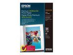 Papier standard EPSON Epson Premium Semigloss Photo Paper - papier photo - 20 feuille(s) - A4