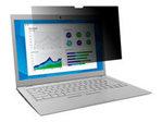 """Filtre écran 3M Filtre de confidentialité 3M for 12.5"""" Laptops 16:9 with COMPLY filtre de confidentialité pour ordinateur portable"""