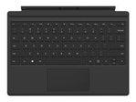 Sacoche, malette & housse MICROSOFT Microsoft Surface Pro Type Cover (M1725) - clavier - avec trackpad, accéléromètre - AZERTY - Français - noir