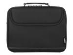 """Sacoche, malette & housse URBAN FACTORY Urban Factory Activ'Bag Laptop Bag 17.3"""" Black sacoche pour ordinateur portable"""
