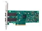 Carte réseau PCI-e LENOVO Lenovo ThinkSystem QLogic QL41262 - adaptateur réseau - PCIe 3.0 x8 - 25 Gigabit SFP28 x 2