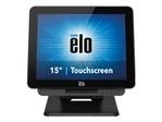 """Terminaux point de vente ELO TOUCH Elo X-Series Touchcomputer ESY15X2 - tout-en-un - Celeron N3450 - 4 Go - SSD 128 Go - LED 15"""""""