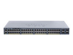 Switch/Cat 2960-X 48GigE 4x1G SFP+ Base