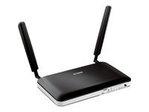 Routeur WiFi DLINK D-Link DWR-921 4G LTE Router - routeur sans fil - WWAN - 802.11b/g/n - de bureau