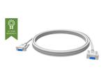 Câble et adaptateur série VISION Vision Techconnect - câble série - DB-9 pour DB-9 - 5 m