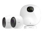 Webcam DLINK D-Link DCS 2802KT - Camera Kit - caméra de surveillance réseau - avec Hub (DCS-H100)