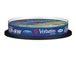 CD/DVD VERBATIM Verbatim DataLifePlus - CD-RW x 10 - 700 Mo - support de stockage