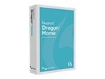 Utilitaire NUANCE Dragon Home (v. 15) - version boîte - 1 utilisateur