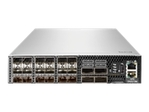 SAN HEWLETT PACKARD ENTERPRISE HPE StoreFabric SN2010M - commutateur - 24 ports - Géré - Montable sur rack
