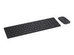Clavier MICROSOFT Microsoft Designer Bluetooth Desktop - ensemble clavier et souris - Français