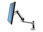 Support écran ERGOTRON Ergotron LX Desk Mount LCD Arm - kit de montage