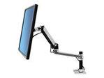 Support écran ERGOTRON Ergotron LX Desk Mount LCD Arm - kit de montage
