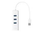 Carte réseau USB TP LINK TP-Link UE330 - adaptateur réseau - USB 3.0 - Gigabit Ethernet