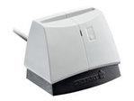 Lecteur SmartCard Cherry CHERRY SmartTerminal ST-1144 - lecteur de cartes à puce - USB 2.0
