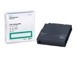 Cartouche de sauvegarde HEWLETT PACKARD ENTERPRISE HPE Ultrium RW Data Cartridge - LTO Ultrium 7 x 1 - 6 To - support de stockage
