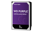 Disque dur HDD WESTERN DIGITAL WD Purple Surveillance Hard Drive WD10PURZ - disque dur - 1 To - SATA 6Gb/s