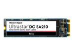 ULTRASTAR SA210 M2 480GB SATA