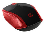 Wireless Mouse 200 Empres Red