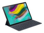Tab S Book cover keyboard Black