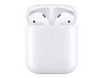 Casque audio APPLE Apple AirPods with Wireless Charging Case - 2nd Generation - véritables écouteurs sans fil avec micro