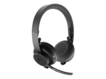 Casque audio LOGITECH Logitech Zone Wireless MS - micro-casque