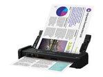 Scanner document EPSON Epson WorkForce DS-310 - scanner de documents - modèle bureau - USB 3.0