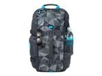 HP 15.6 Odyssey Facet Grey Backpack