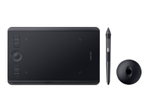 Tablette Graphique WACOM Wacom Intuos Pro Small - numériseur - Bluetooth, USB 2.0 - noir