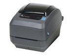 Imprimante thermique et à ticket ZEBRA Zebra GK Series GK420t - imprimante d'étiquettes - Noir et blanc - thermique direct/transfert thermique