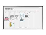 """Ecran affichage dynamique SAMSUNG Samsung Flip 2 WM65R WMR Series - 65"""" écran LCD rétro-éclairé par LED - 4K"""
