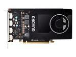HP NVIDIA Quadro P2200 5GB 4 DP GFX