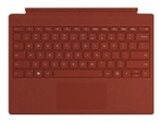Surface Pro Signature Type Cover - Red