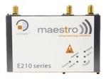 Routeur WiFi Lantronix Lantronix E210 Standard E214 - routeur sans fil - 802.11n, LTE - Montage sur rail DIN