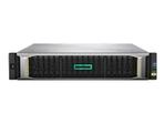 Baie de disque fibre HEWLETT PACKARD ENTERPRISE HPE Modular Smart Array 2050 SAN Dual Controller LFF Storage - baie de disques